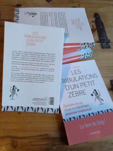 Les Tribulations d'un Petit Zèbre - Alexandra Reynaud / Eyrolles