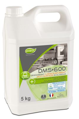 kitchen degreaser buffet for sale eco friendly highly efficient dms600 ecolabel 5l
