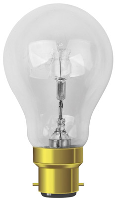 ampoule eco halogene 57w b22 lot de 10