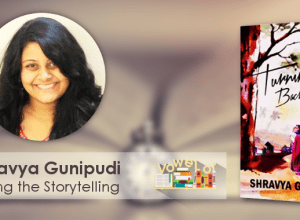 Shravya Gunipudi Author of Turning Back Time