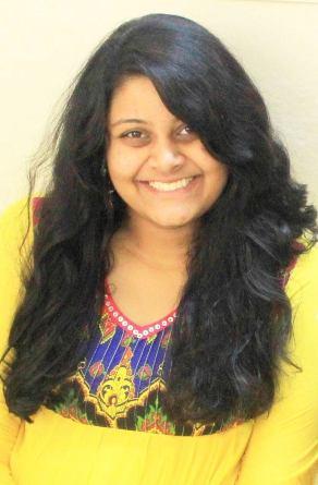 Shravya Gunipudi Author of Turning Back Time