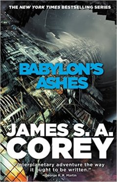 Babylon's Ashes by James S.A. Corey Book Review Buy Online