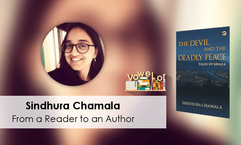 Author Showcase: Sindhura Chamala, Author of The Devil & the Deadly Peace.