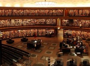 Top Ten Biggest libraries in the world