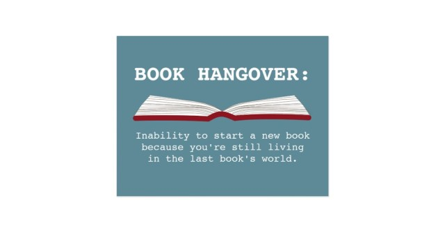 What is Book Hangover