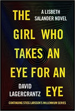 The Girl who takes an Eye for an Eye by David Lagercrantz Book Review, Buy Online