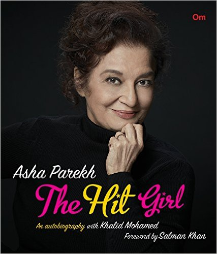 The Hit Girl Asha Parekh Biography Book Review, Buy Online
