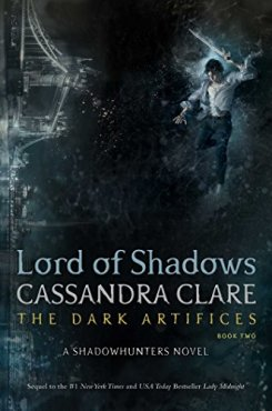Lord of Shadows by Cassandra Clare Book Review, Buy Online