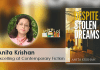 Anita Krishan, Author of Despite Stolen Dreams