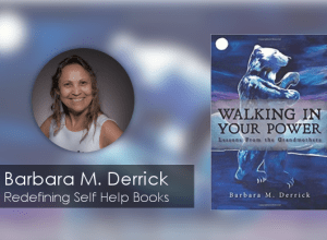 Barbara Derrick, Author of Walking in Your Power