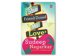 She Friendzoned My Love by Sudeep Nagarkar