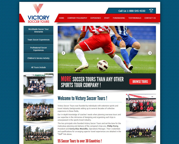 Victory Soccer Tours