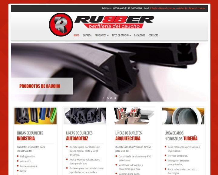 Distribuir Rubber S.R.L.