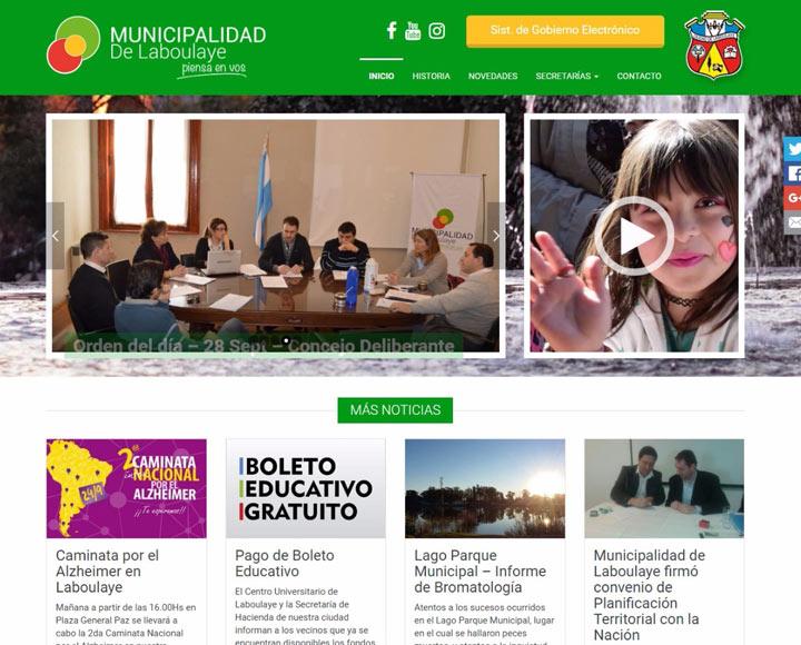 Municipalidad de Laboulaye – Córdoba