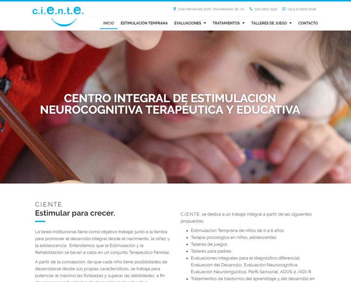 C.I.E.N.T.E – Centro Integral