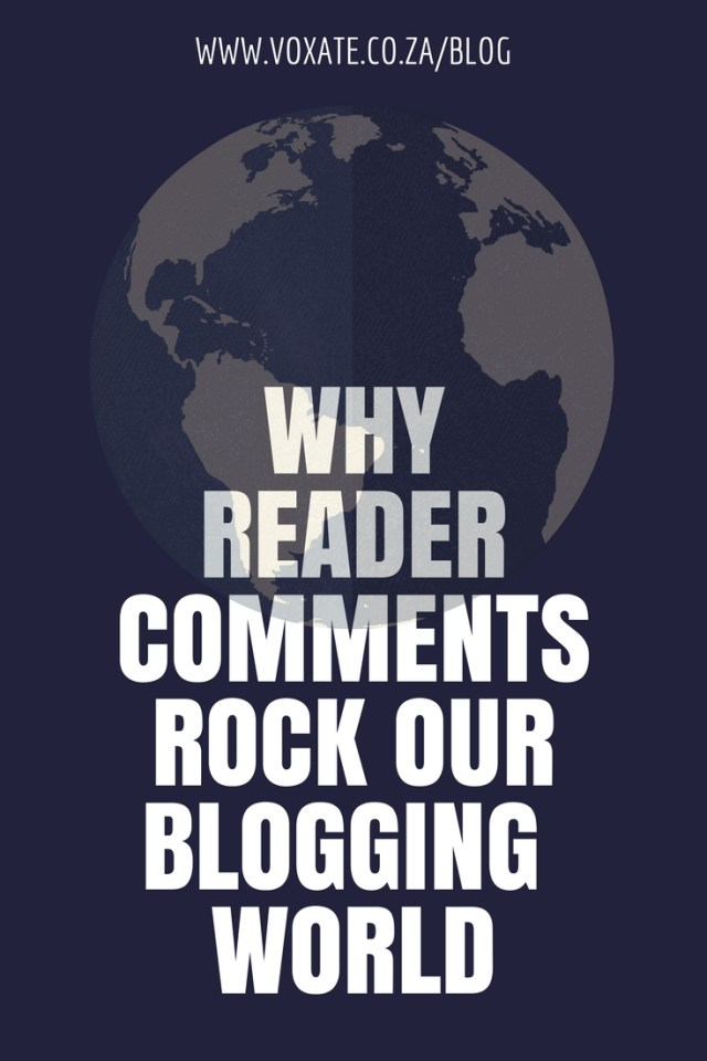Comments on blog posts