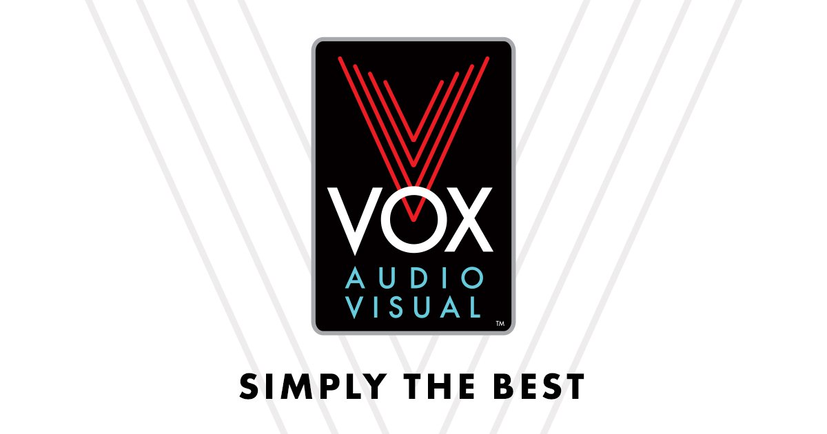 Audio Visual and Control Systems ⋆ Vox Audio Visual