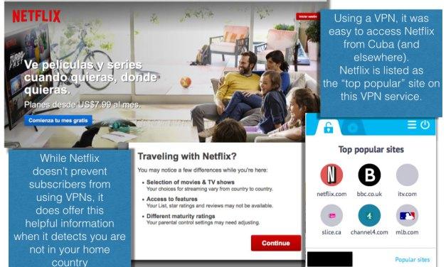 Customers shouldn't be upset by Netflix VPN crackdown