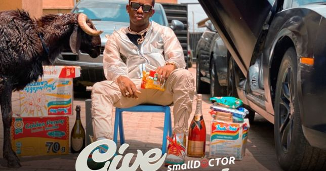 Small Doctor Giveaway