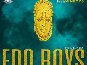 Magnito EDO BOYS ft Ninety6 artcover 1
