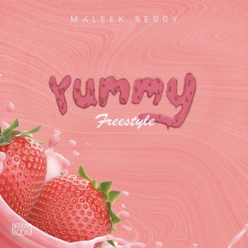Maleek Berry Yummy Freestyle ART