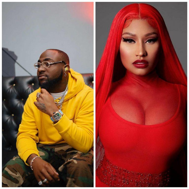 Davido and Nicki Minaj Barbz Mp3 Download