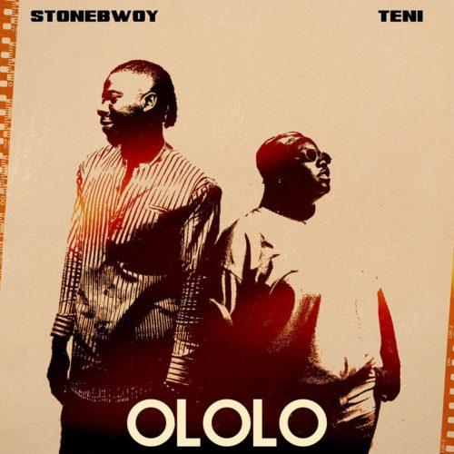 Stonebwoy Ololo artwork