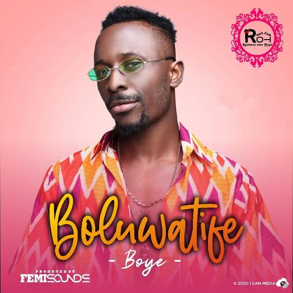Boye Boluwatife