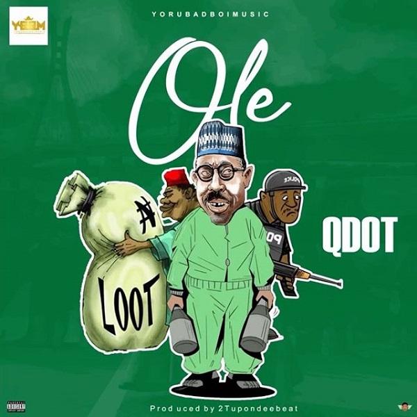 Qdot Ole artwork