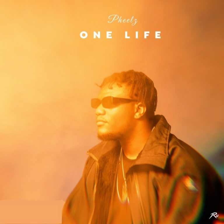 PHEELZ ONE LIFE artwork 768x768 1