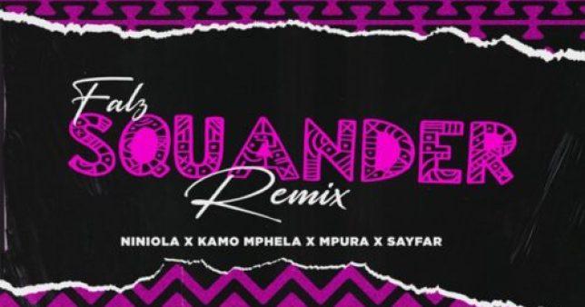 Falz Squander Remix 1