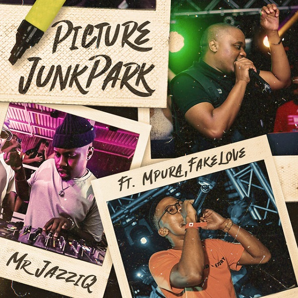 Mr JazziQ Picture JunkPark