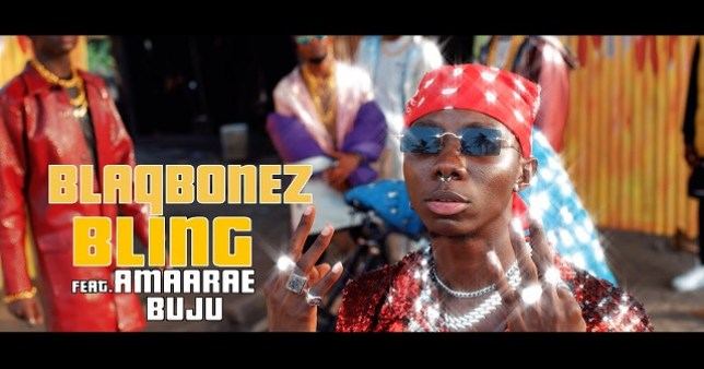 Blaqbonez Bling Video