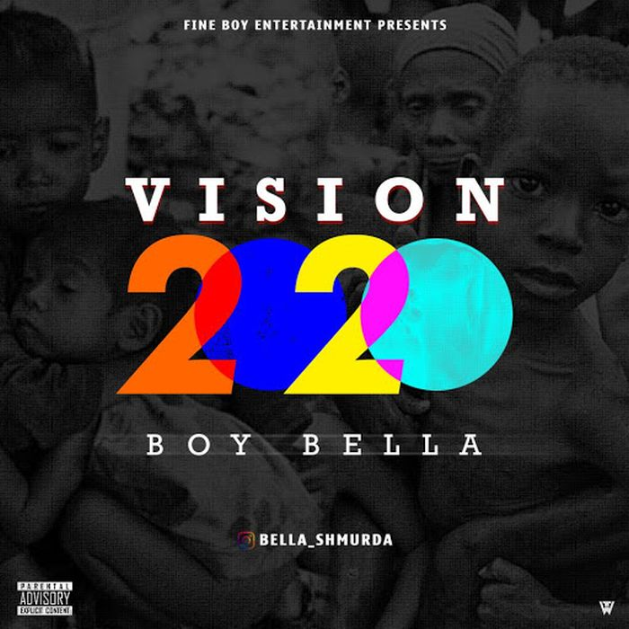 Bella Shmurda – Vision 2020