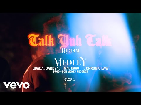 Chronic Law Talk Yuh Talk Riddim
