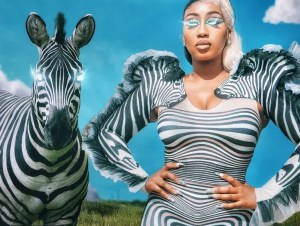 Victoria Kimani Spirit Animal Album 1