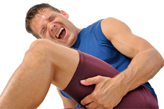 Nonsurgical Thigh Muscle Injury Treatment