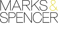 This is an image of the Marks & Spencer brand logo.