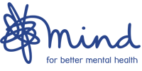 This is a copy of the Mind Charity company logo.