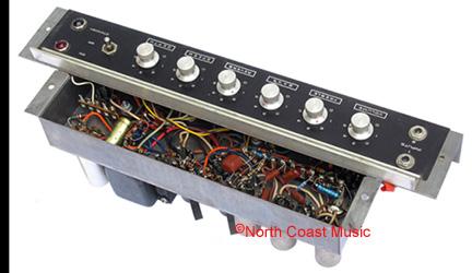 The VOX Showroom - The Vox Berkeley Super Reverb Amp Head - V-8