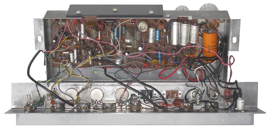 Amp Mini Schematic Guitar