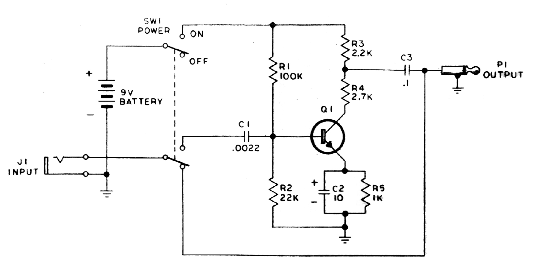 hight resolution of treble booster schematic wiring diagram img orange treble booster schematic