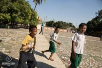 Yangon_enfants (Rangoon) - Birmanie (Myanmar)