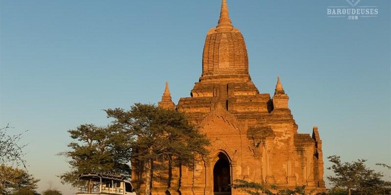 Temple - Bagan