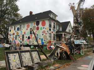 Heidelberg Project - Détroit - Octobre 2015