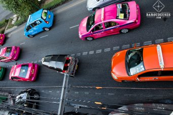 Traffic - Bangkok
