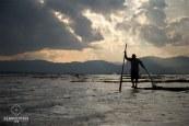 Pêcheur - Lac Inle
