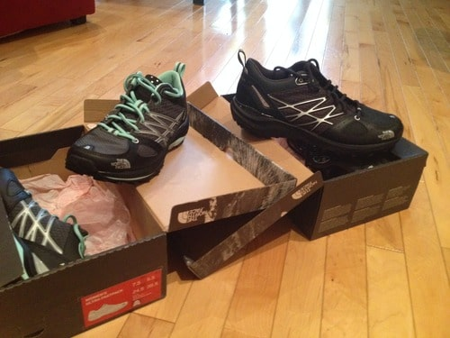 Ultra Fastpack GTX - The North Face - Chaussure TDM
