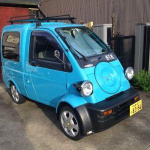 Le Van Japonais ! Compact
