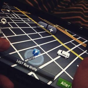 Personnalisation du GPS - Jeepette